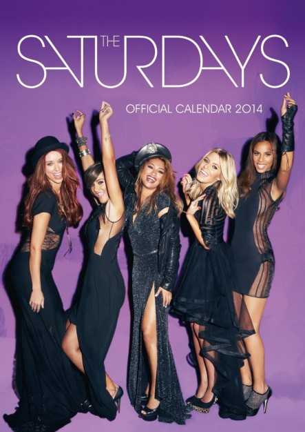 The Saturdays Shared Picture