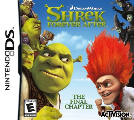 Forever After Ds The Tech Of Shrek