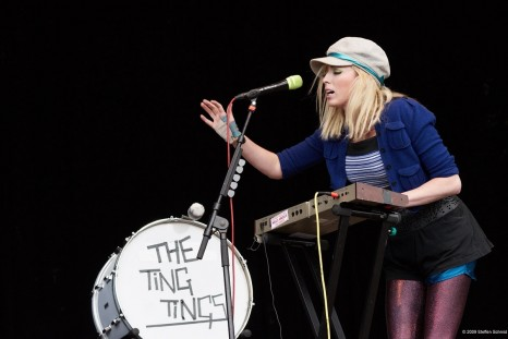 The Ting Tings The Ting Tings