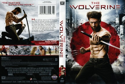The Wolverine Front Wwwgetdvdcoverscom