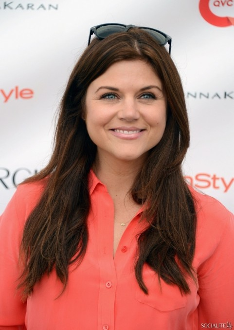 Tiffani Thiessen Super Saturday Hamptons Event New York Tiffani Thiessen