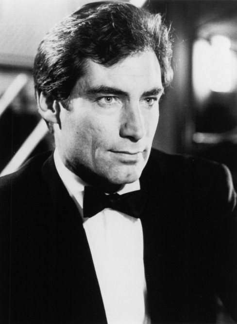 Still Of Timothy Dalton In The Living Daylights Large Picture Young