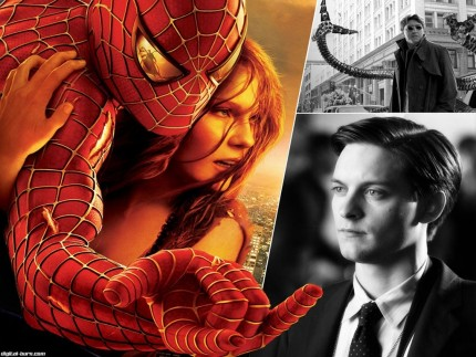 Spiderman Tobey Maguire Tobey Maguire