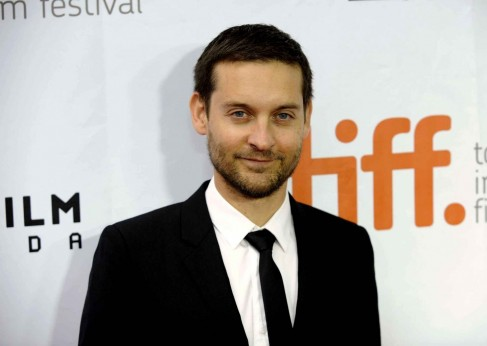 Tobey Maguire Attends The Premiere Ef Diaporama Tobey Maguire