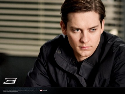 Tobey Maguire In Spider Man Movies