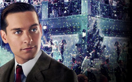 Tobey Maguire The Great Gatsby Movie Wallpaper Movies