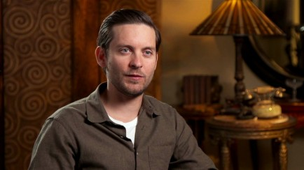 Video The Great Gatsby Tobey Maguire On The Feel Of The Film Superjumbo Tobey Maguire