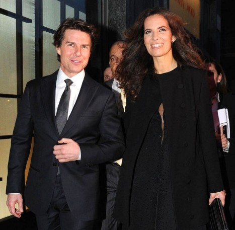 Tom Cruise Armani Apr