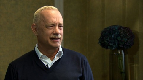 Amanpour Tom Hanks Full Tom Hanks