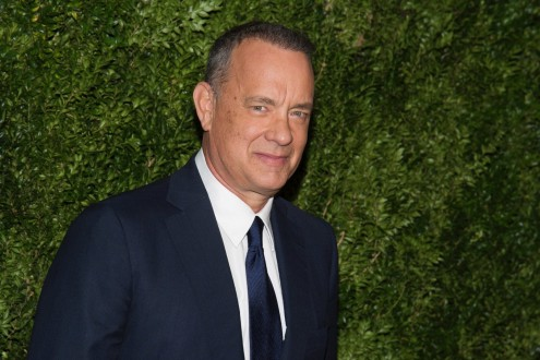 Ap Tom Hanks Jt Tom Hanks