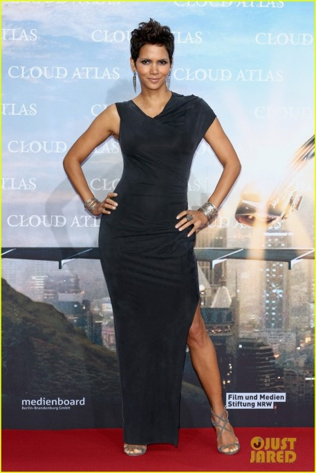 Halle Berry Tom Hanks Cloud Atlas Berlin Premiere Fashion