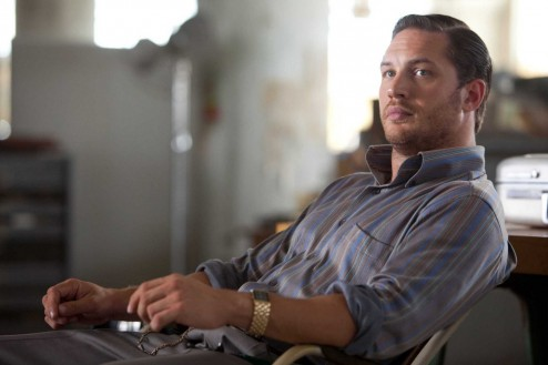 Tom Hardy Inception Movies