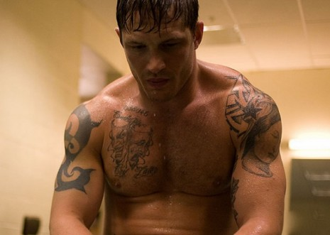 Tom Hardy Warrior Hot Handsome British Actor Wallpaper Warrior