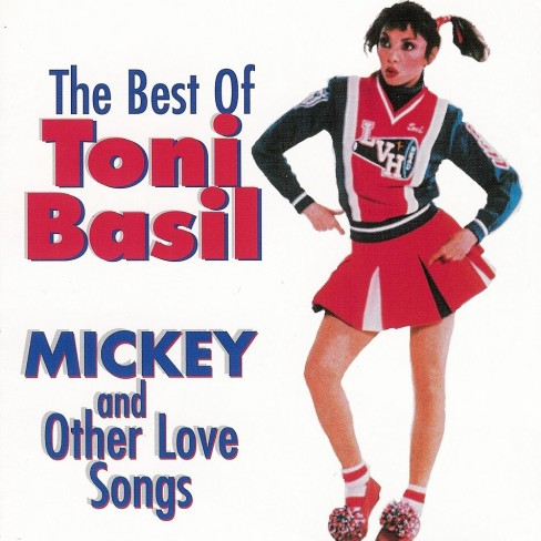 Toni Basil The Best Of Toni Basil Mickey And Other Love Songs Frontal