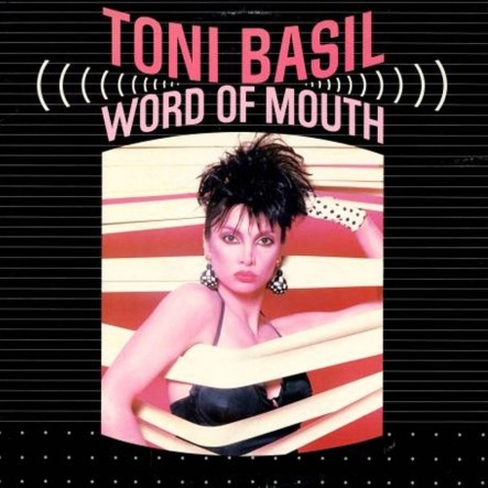 Toni Basil Word Of Mouth Frontal