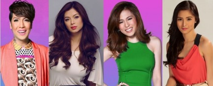 Enriques Friends In Showbiz Vice Ganda Angel Locsin Toni Gonzaga And Kim Chiu Will Join Him In His First Concert On Nov Kim Chiu
