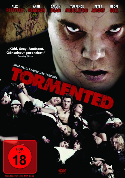 Cover Tormented