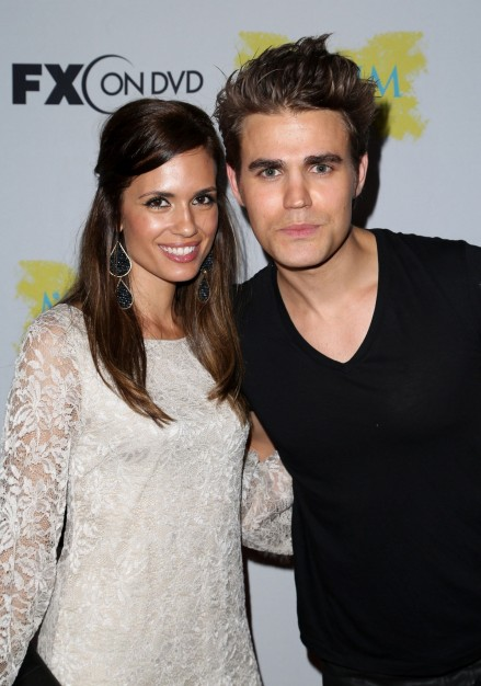 Paul And Torrey At Comic Con Maxim Fx And Fox Home Entertainment Party July Thh Paul Wesley And Torrey Devitto Torrey Devitto