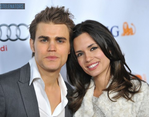 Paul And Torrey At Trevor Live April Th Paul Wesley And Torrey Devitto