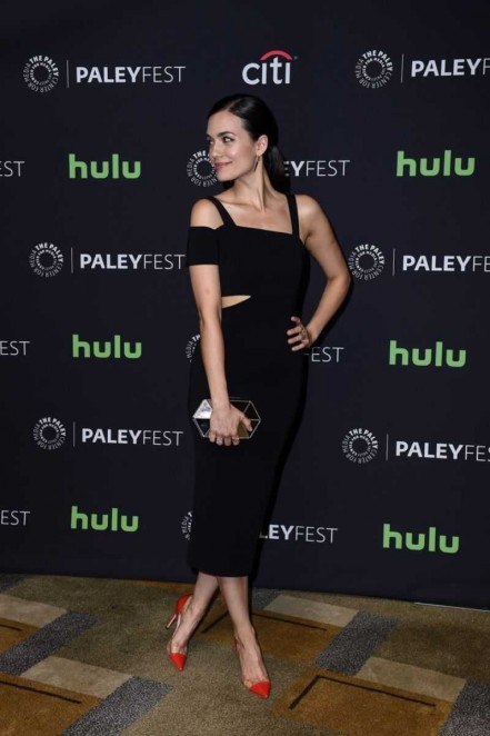 Torrey Devitto At Rd Annual Paleyfest Los Angeles An Evening With Dick Wolf Torrey Devitto