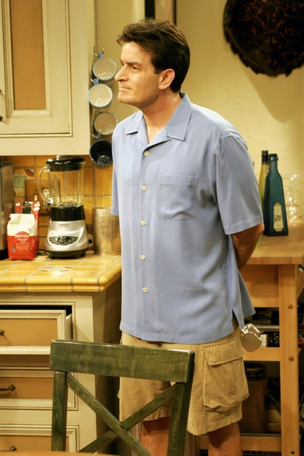 Two And Half Men Charlie Sheen Two And Half Men