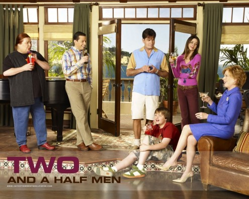 Two And Half Men Wallpaper Two And Half Men Two And Half Men
