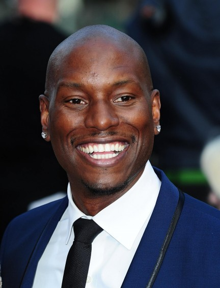 Gallery Movies Fast And Furious Uk Premiere Tyrese Gibson Tyrese Gibson