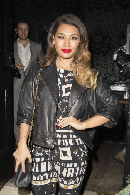 Vanessa White Coming To Metro Guilty Pleasures Christmas Party At Ramusake Club In London