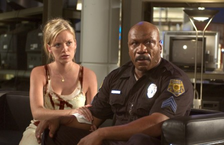 Still Of Ving Rhames And Sarah Polley In Dawn Of The Dead Large Picture Movies