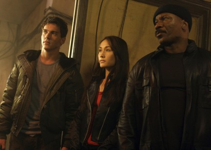Still Of Ving Rhames Jonathan Rhys Meyers And Maggie In Mission Impossible Iii Large Picture