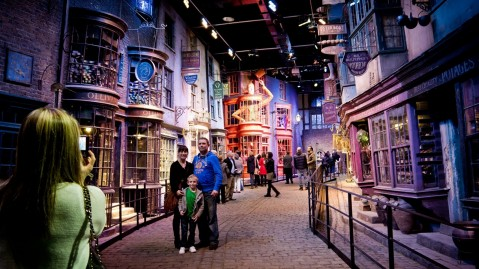 Warner Bros Studio Tour London The Making Of Harry Potter Attraction Featured Warner Bros