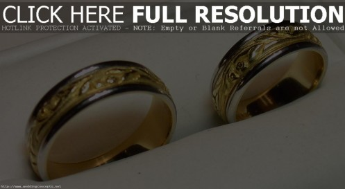 Matching Wedding Rings His And Hers