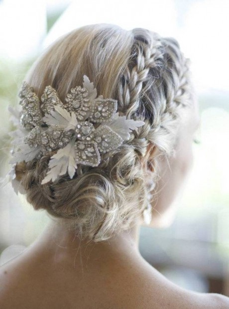 Wedding Hairstyles Braids For Long Hair Plaits