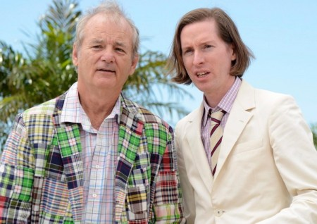 Bill Murray Wes Anderson