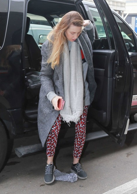 Whitney Port At Lax Airport In Los Angeles Whitney Port