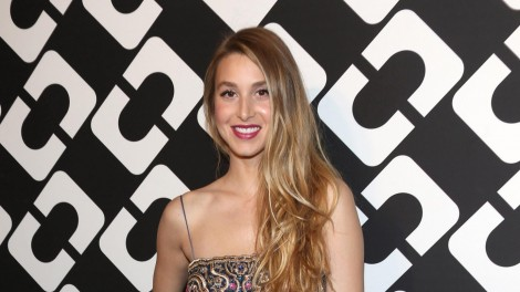 Whitney Port Cuts Off Her Hair Before Her Wedding Whitney Port