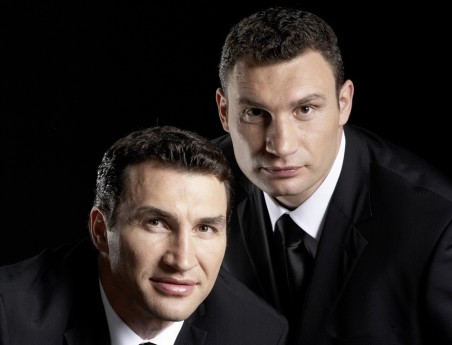 The Klitschko Brothers Brother