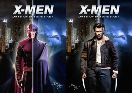 Men Days Of Future Past Poster Men