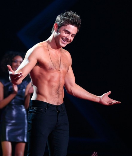 Zac Efron Mtv