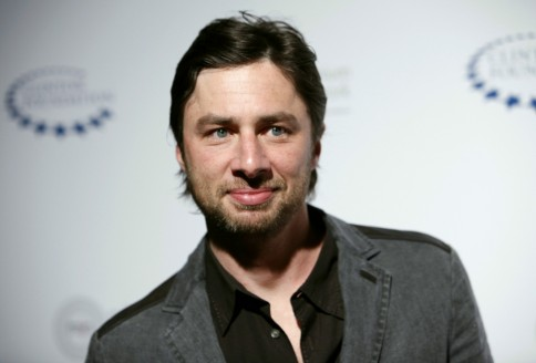 Zach Braff Net Worth Movies