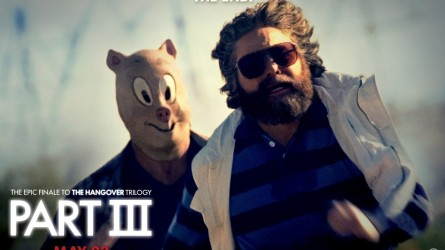The Hangover Part Iii Zach Galifianakis Movie Posters Wallpaper Zach Galifianakis