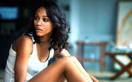 Beautiful Zoe Saldana Zoe Saldana